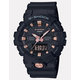 G-SHOCK GA810B-1A4 Black & Rose Gold Watch