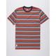 LIRA Kiner Stripe Mens T-Shirt