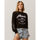 DAY BY DAY DREAMER Poison Womens Crop Tee