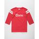 BRIXTON x Coors Signature Red Mens T-Shirt