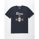 BRIXTON x Coors Hops Navy Mens T-Shirt