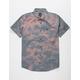RVCA Dip Dye That'll Do Navy Mens Shirt