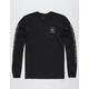 RVCA VA ATW Black Mens T-Shirt