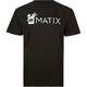 MATIX Monolin Smoked Mens T-Shirt