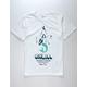 O'NEILL Bruja White Mens T-Shirt