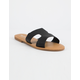 BAMBOO Band Womens Sandals