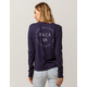 RVCA Balance Of Opposites Womens Pocket Tee