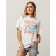 DAY BY DAY DREAMER Rolling Stones Womens Tee