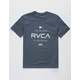 RVCA Lock In Boys T-Shirt