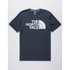 THE NORTH FACE Jumbo Half Dome Navy Mens T-Shirt