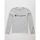 CHAMPION Heritage Grey Boys T-Shirt