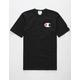 CHAMPION Graphic Heritage Black Mens T-Shirt