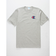 CHAMPION Graphic Heritage Oxford Grey Mens T-Shirt