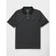 NIKE SB Striped Mens Polo Shirt