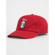 BRIXTON x Coors Filtered Red Mens Strapback Hat