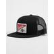 BRIXTON x Coors Heritage Black Trucker Hat