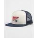 BRIXTON x Coors Heritage White Trucker Hat