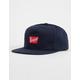 BRIXTON x Coors Banquet Navy Mens Snapback Hat