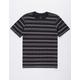 RVCA Feeder Stripe Boys T-Shirt