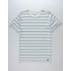 RVCA Feeder Stripe Mens T-Shirt