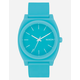 NIXON Time Teller P Jade Watch