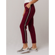 SKY AND SPARROW Stripe Womens Trouser Pants