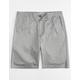 BILLABONG Carter Grey Mens Shorts