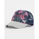ROXY Just OK Blue Girls Trucker Hat