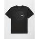 HURLEY Spritzer Mens T-Shirt