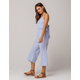 ADORA Stripe Linen Womens Jumpsuit