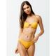 AMUSE SOCIETY Yelina High Hip Cheeky Bikini Bottoms