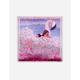 SUNNYLIFE Flamingo Glitter Picture Frame
