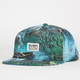 ELEMENT Summer Cap Mens Snapback Hat