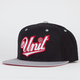 UNIT Flow Starter Mens Snapback Hat