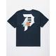 PRIMITIVE Dos Flores Navy Boys T-Shirt