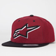 ALPINESTARS Double Down Mens Snapback Hat