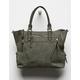 VIOLET RAY Charli Olive Tote Bag
