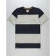 CAPTAIN FIN Skipper Mens Pocket Tee