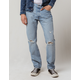 LEVI'S 501 Hector War Mens Ripped Jeans