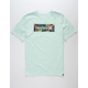 HURLEY One & Only Tropic Mens T-Shirt