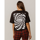 DICKIES Spiral Crop Tee