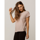 RVCA Harper Womens Pocket Tee
