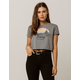 BILLABONG Texas Desert Night Womens Crop Tee