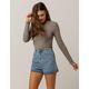 VOLCOM Scraper Womens Denim Shorts