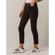 IVY & MAIN Exposed Button Womens Mom Jeans