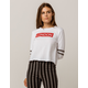 FULL TILT London Womens Crop Sweatshirt