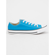 CONVERSE Chuck Taylor All Star Blue Hero Low Top Womens Shoes