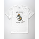 RIOT SOCIETY No Rats Mens T-Shirt