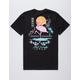 RIOT SOCIETY Flamingo Blossom Mens T-Shirt