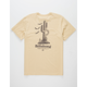 BILLABONG High Desert Gold Mens Pocket Tee